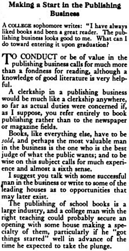 1917PublishingStart